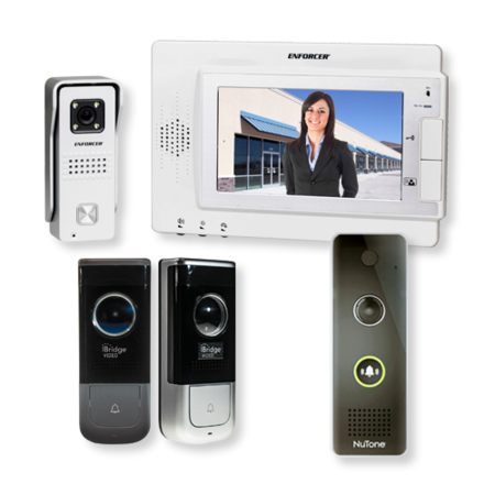 Video Door Intercoms
