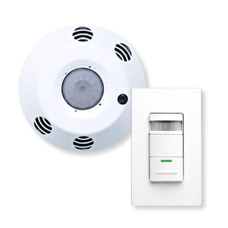 Occupancy Sensor Switches