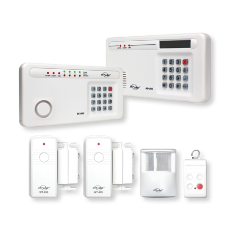 D.I.Y. Security Systems