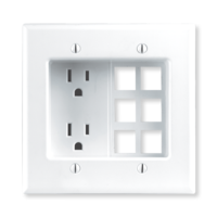 Wallplates & Outlets