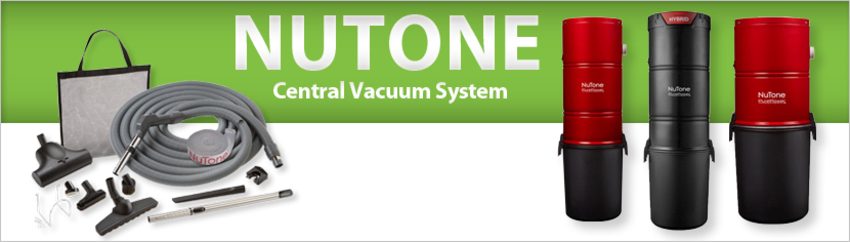 Central Vacuum System \ NuTone
