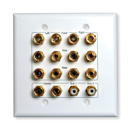 Wallplates \ Channel Vision