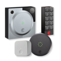 Wireless Security System \ August