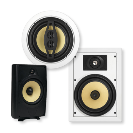 Home Speakers \ Nuvo