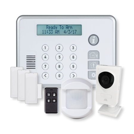 Wireless Security System \ 2GIG Rely