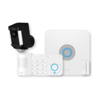 Wireless Security System \ Ring