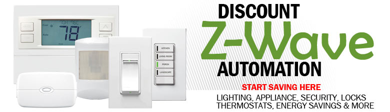 Z-Wave | Lighting, Appliance, Security, Locks, Thermostats, Energy Savings & More ...