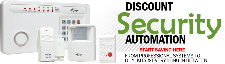 Security | From Professional Systems to D.I.Y. Kits & Everything in Between