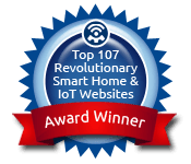 Top 107 Revolutionary Smart Home and IoT Websites Award Winner