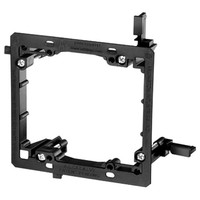 Arlington Heavy-Duty Low-Voltage Mounting Bracket, 2-Gang