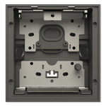 ABB-Welcome IP Flushed-Mounted Box, Anthracite, 1 Gang