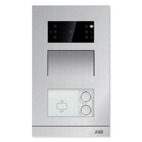 ABB Welcome IP Mini Video Outdoor Station, 2 Button