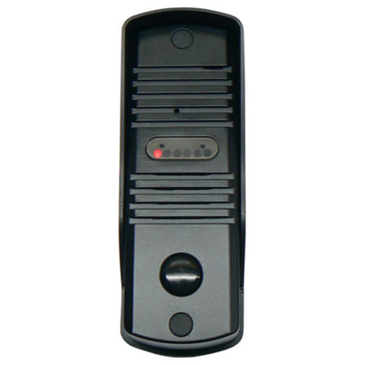 DoorBell Fon S-Series SlimLine Extra Door Station, Black (Open Box)