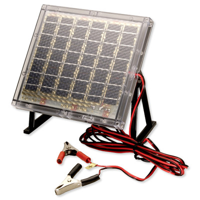 American Hunter 12 Volt Solar Panel Charger with Mount
