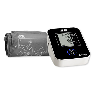 A&D Deluxe Connected Blood Pressure Monitor