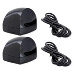 Autoslide Wired IR Motion Sensors, Twin Pack