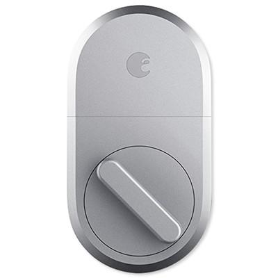 August Smart Lock, Silver