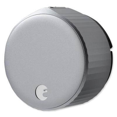 August Wi-Fi Smart Lock, Silver