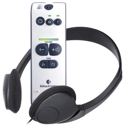 Bellman & Symfon Maxi Personal Amplifier with Stereo Headphone