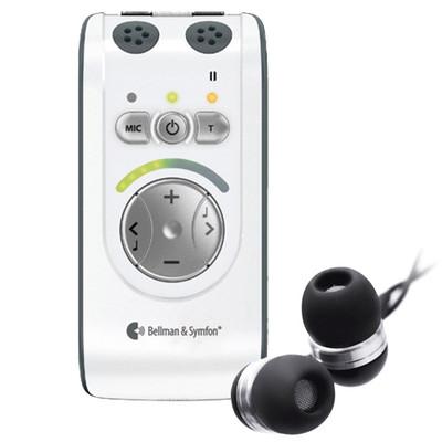Bellman & Symfon Mino Personal Amplifier with Stereo Earphone