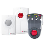 Bellman & Symfon Visit Kit with Vibrating Receiver for Phone & Doorbell