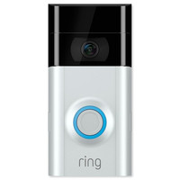Ring Wi-Fi Enabled Video Doorbell 2