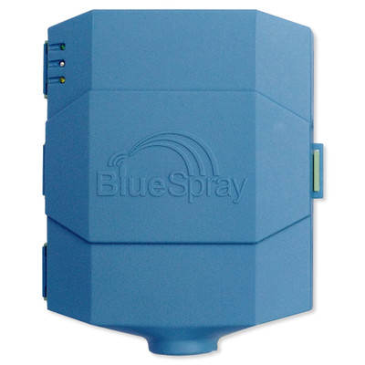 BlueSpray Web Based, Wireless Irrigation Controller, 8 Zones