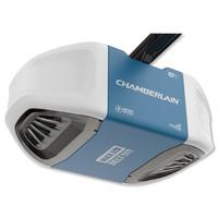 Chamberlain Wi-Fi & MyQ Garage Door Opener with Battery Backup, Max Lift Power, DC Belt Drive