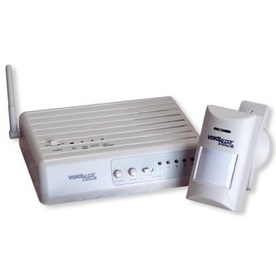 Cross Point Voice Alert System-6 Wireless Annunciator System