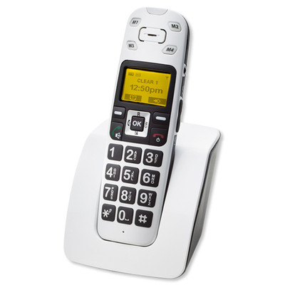 ClearSounds A400 DECT 6.0 Amplified Cordless Phone