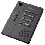 ClearSounds Digital Amplified Answering Machine with Slow Speech