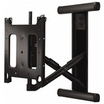 Chief P Series Low-Profile In-Wall Swing Arm Wall Display Mount, 15 In. Extension