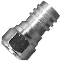 Channel Vision F Crimp-on Connector, RG59