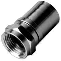 Channel Vision F Compression Connector, RG6
