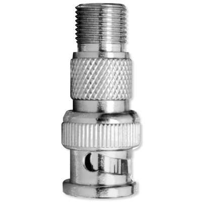 Channel Vision F Female to BNC Male Connector