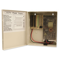 Channel Vision CCTV 120-240VAC Power Supply
