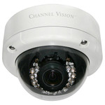 Channel Vision 2 Megapixel Dome IP Camera