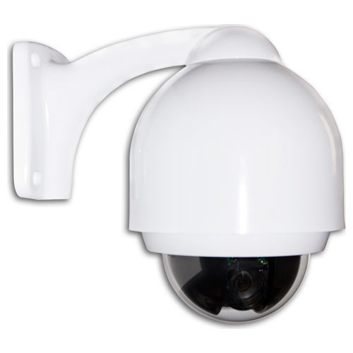Channel Vision Outdoor Color PTZ Camera, 27x Zoom
