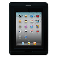 Channel Vision On-Wall Dock for iPad, Black