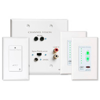Channel Vision A-BUS Two Room Bluetooth Audio Kit