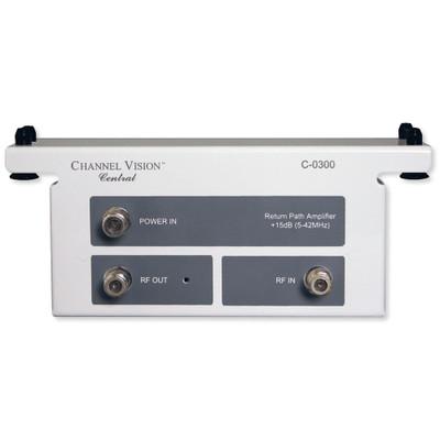 Channel Vision Return Path Amplifier