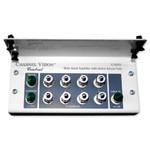 Channel Vision 8-Output Bi-Directional Amplifier Splitter Module