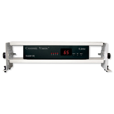 Channel Vision Input Modulator with Bracket, 4 Input