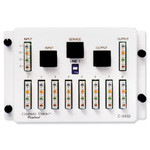 Channel Vision 4x8 110 Telecom Distribution Module