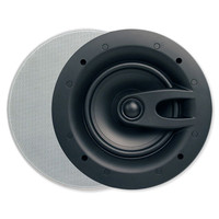 Channel Vision 6.5 In. Soprano Series ARIA In-Ceiling Frameless Speakers (Pair)