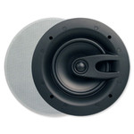 Channel Vision 6.5 In. Soprano Series ARIA In-Ceiling Frameless Speakers