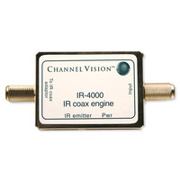 Channel Vision IR Coax Engine with Power Supply