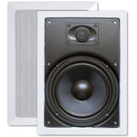 Channel Vision 8 In. Soprano Series ARIA In-Wall Speakers