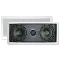 Channel Vision 6.5 In. Soprano Series ARIA LCR In-Wall Speakers