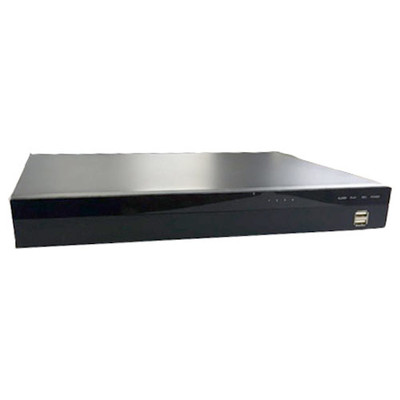 Channel Vision Network Video Recorder (NVR), 4-Channel, No Hard Drive